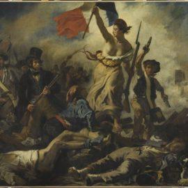 Delacroix 1 – Facebook 0: La Liberté guidant le peuple n'a plus à cacher ses seins nus