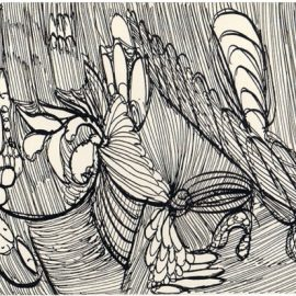 [Art brut] Madge Gill, peintre médiumnique