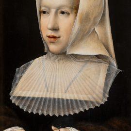 Récit d'une vie :Marguerite d'Autriche, princesse érudite