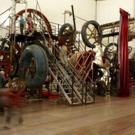 Le Musée Tinguely de Bâle, créatif et ludique