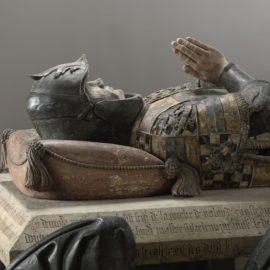 Le tombeau à pleurants de Philippe Pot bientôt restauré au Louvre