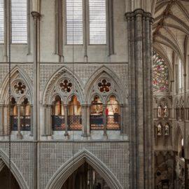 Ouverture de nouvelles galeries d'exposition à l'abbaye de Westminster