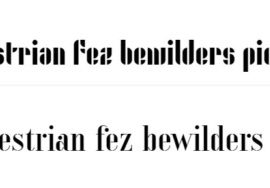 Le Bauhaus à la lettre selon Adobe
