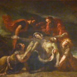 La « Piéta » de Gustave Moreau, enquête sur un tableau disparu