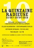 La Quinzaine radieuse 10 – Architecture / Art contemporain / Design