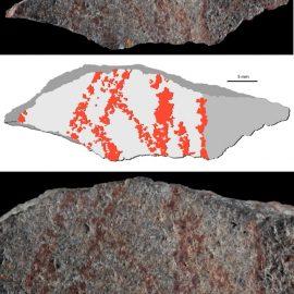 Le plus vieux dessin du monde découvert en Afrique du Sud
