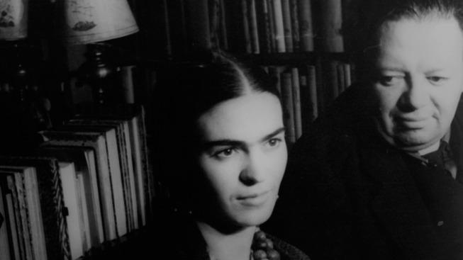 Frida Kahlo et Diego Rivera photographiés par Carl Van Vechten en 1932. ©Carl Van Vechten Collection at the Library of Congress ©Flickr/trialsanderrors
