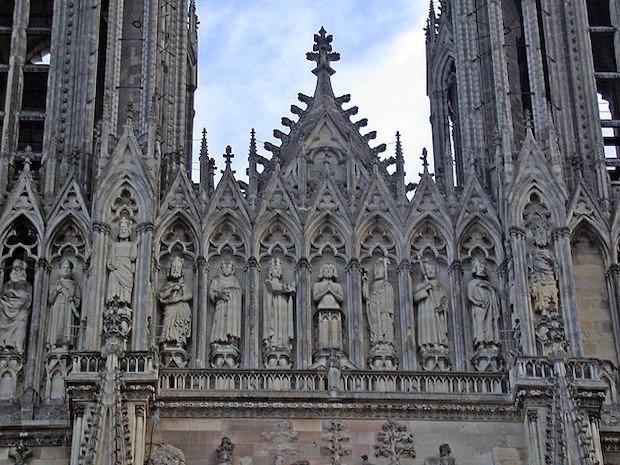 La galerie des rois. Photo Wikimedia Commons/MM